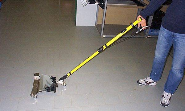 Gelan beveiliging inspectiespiegel
