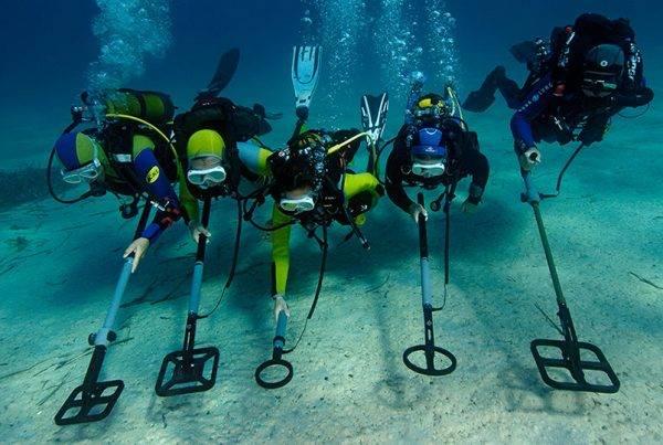 Gelan - Onder water detectiesystemen