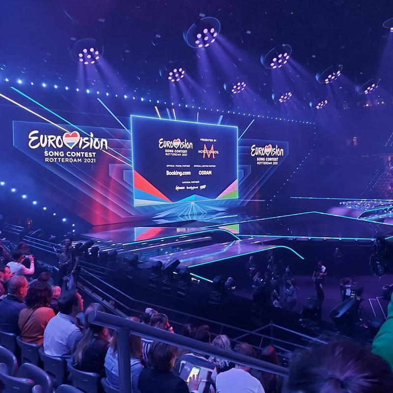 Beveiliging Eurovisie Songfestival